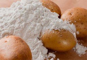 Купить Картофельный нативный крахмал оптом и в розницу в Екатеринбурге